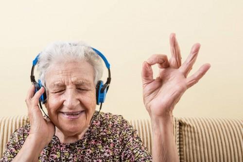 Полезно для пожилых
